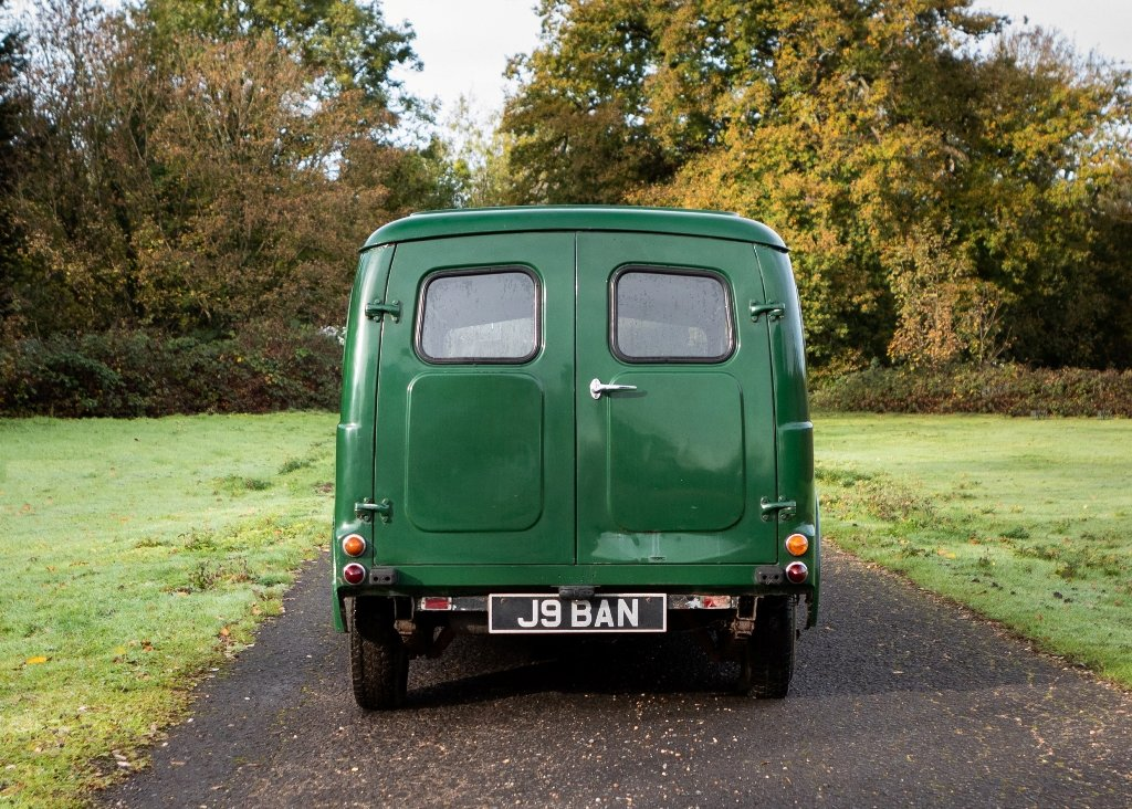 1967 Morris 6cwt Van For Sale by Auction (picture 4 of 6)