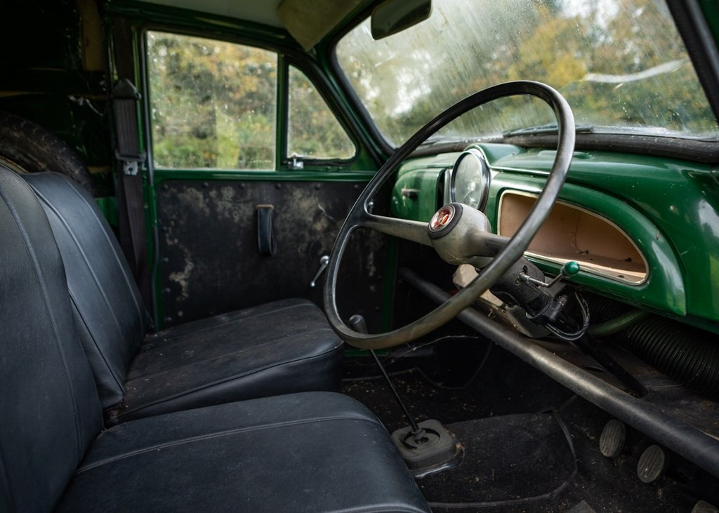 1967 Morris 6cwt Van For Sale by Auction (picture 5 of 6)