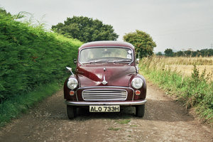 Picture of 1969 Morris Minor Hire Yorkshire | self-drive Morris Minor Saloon For Hire