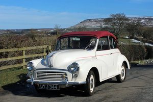 Picture of 1960 Morris Minor Hire | self-drive Morris Minor in Yorkshire For Hire