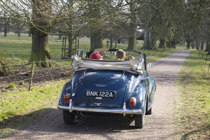 Picture of 1964 Morris Minor Hire Yorkshire | Morris Minor Convertible Hire For Hire