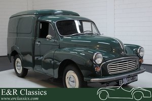 Picture of Morris Van 1960 in very beautiful condition For Sale