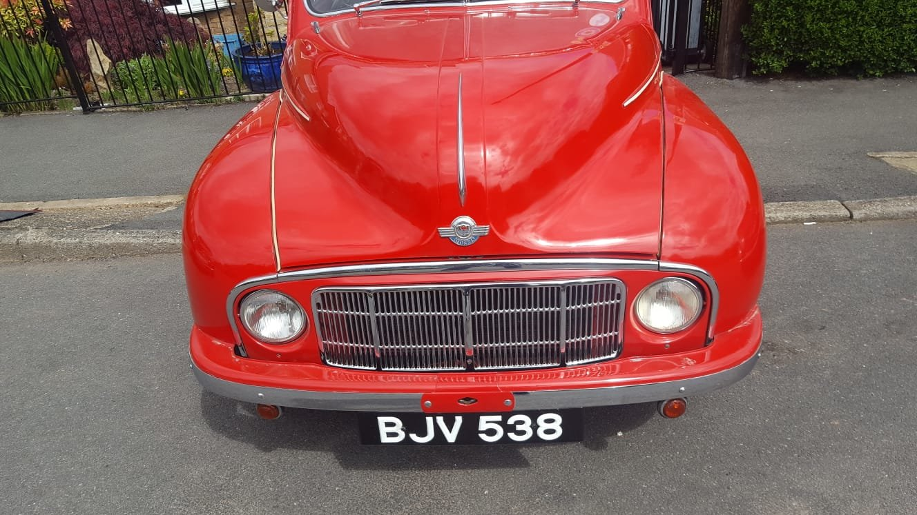 1950 Morris minor MM low light  For Sale (picture 1 of 6)