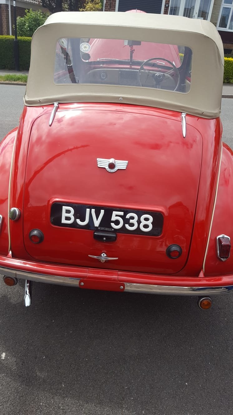 1950 Morris minor MM low light  For Sale (picture 2 of 6)