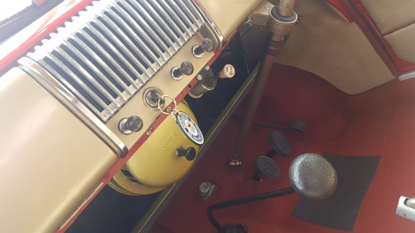 1950 Morris minor MM low light  For Sale (picture 5 of 6)
