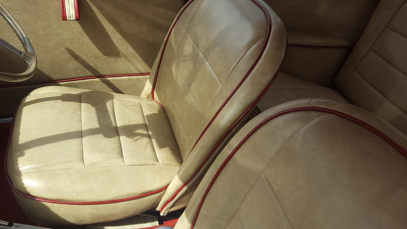 1950 Morris minor MM low light  For Sale (picture 6 of 6)