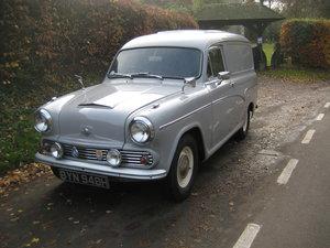Morris A60 Half Ton Van