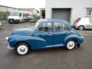 MORRIS MINOR 1000 Four Door Saloon