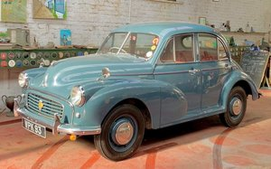 Picture of 1955 Morris Minor Series II Saloon