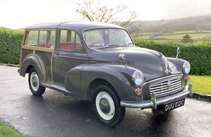 Picture of 1965 Morris Minor 1000 Traveller Deluxe Estate For Sale by Auction