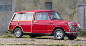 Picture of 1963 Morris Mini Traveller For Sale by Auction