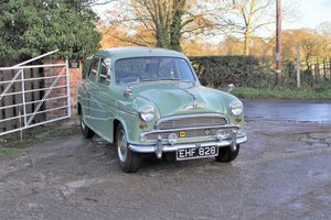 Picture of 1957 Morris Isis, Incredibly Original SOLD