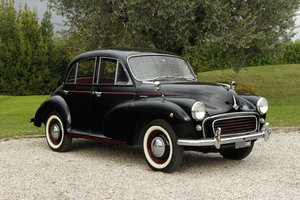 Picture of 1958 LHD Morris Minor Saloon For Sale