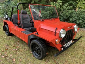 Picture of 1973 Morris Mini Moke at ACA 13th and 14th February For Sale by Auction