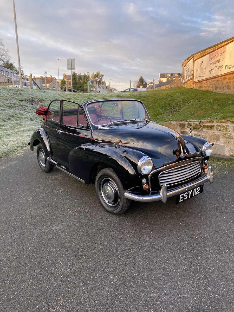1958 Stunning Genuine Convertible For Sale (picture 2 of 8)