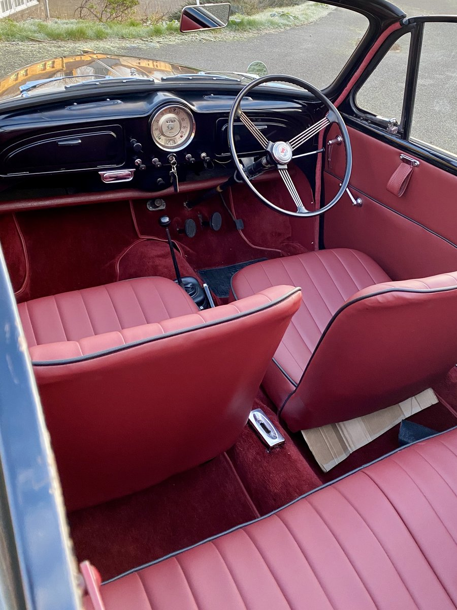 1958 Stunning Genuine Convertible For Sale (picture 3 of 8)