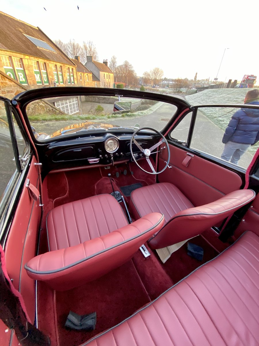1958 Stunning Genuine Convertible For Sale (picture 4 of 8)