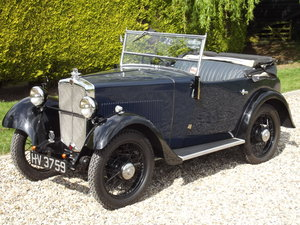 Picture of 1934 Morris Minor Two Seater, the best available For Sale