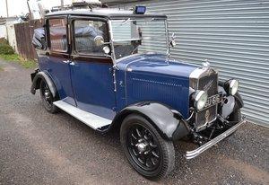 1938 Morris Super Six 'G2SW' Taxi