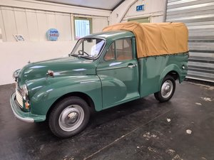 Picture of 1970 Morris Minor Pick Up For Sale