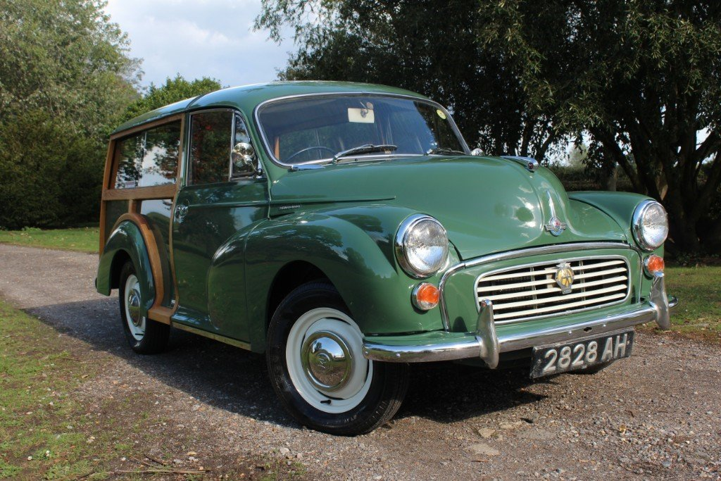 1967 Morris Minor 1000 Traveller, For Sale (picture 1 of 15)