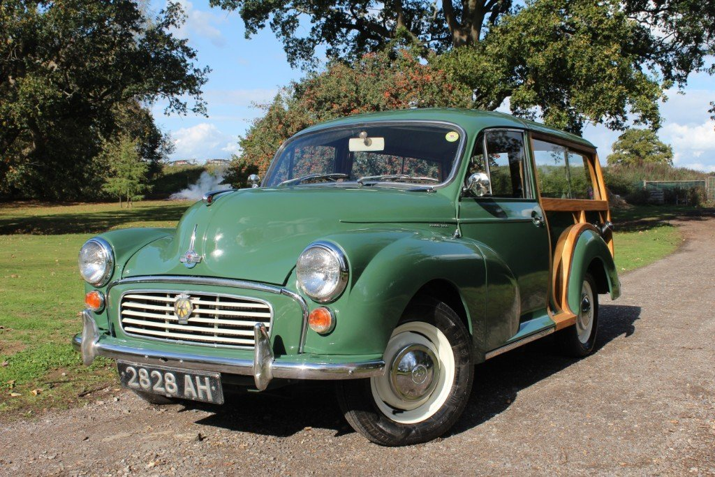 1967 Morris Minor 1000 Traveller, For Sale (picture 2 of 15)