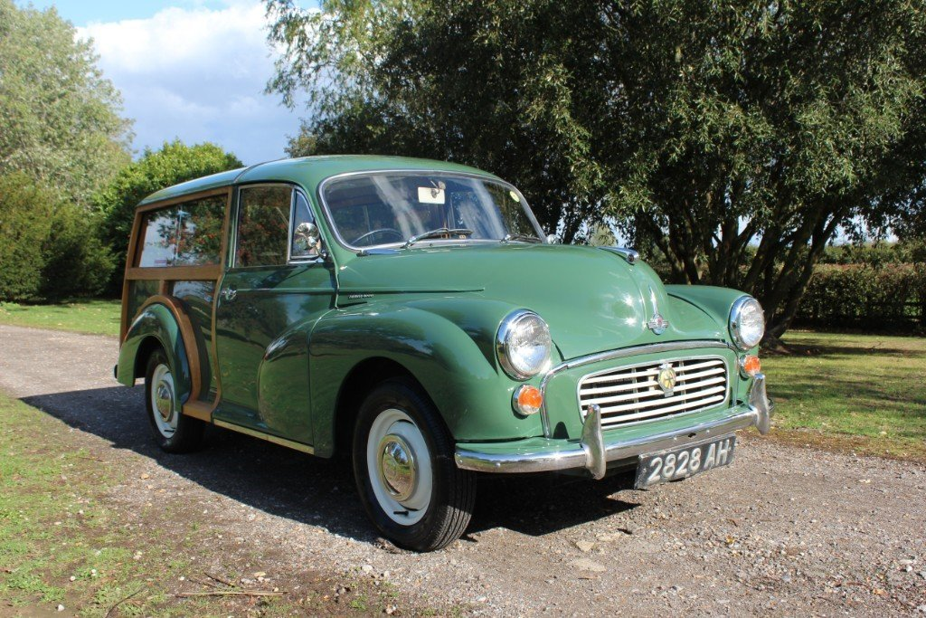 1967 Morris Minor 1000 Traveller, For Sale (picture 3 of 15)