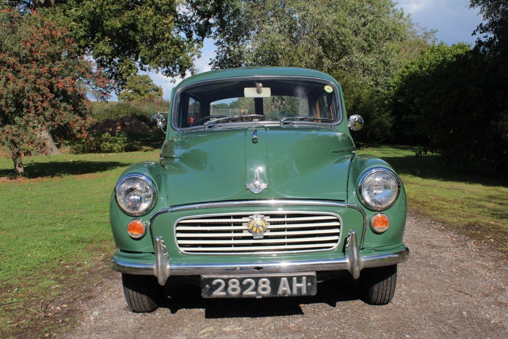 1967 Morris Minor 1000 Traveller, For Sale (picture 4 of 15)