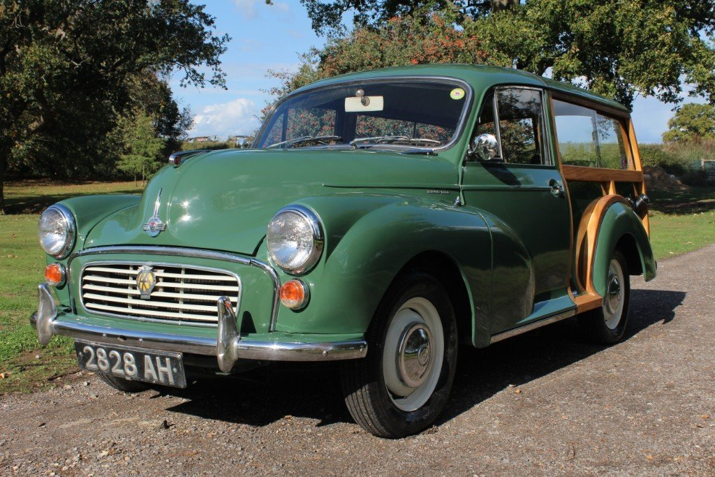 1967 Morris Minor 1000 Traveller, For Sale (picture 5 of 15)