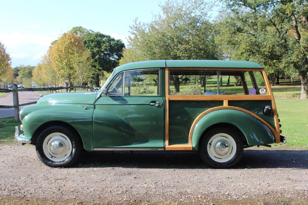 1967 Morris Minor 1000 Traveller, For Sale (picture 6 of 15)