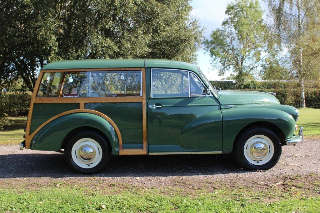 1967 Morris Minor 1000 Traveller, For Sale (picture 7 of 15)