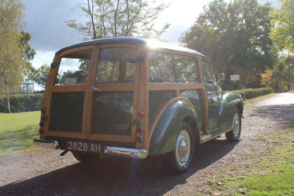 1967 Morris Minor 1000 Traveller, For Sale (picture 8 of 15)
