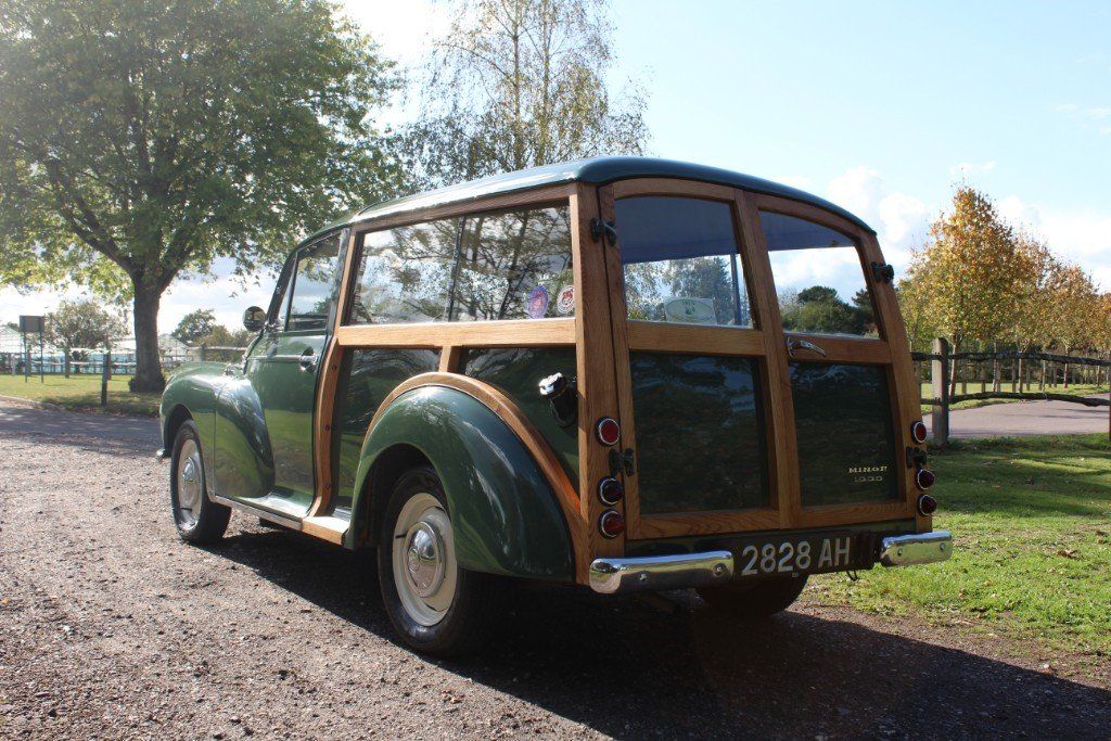 1967 Morris Minor 1000 Traveller, For Sale (picture 10 of 15)