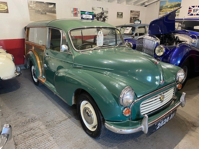 1967 Morris Minor 1000 Traveller, For Sale (picture 15 of 15)