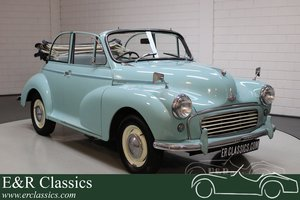 Picture of Morris Minor 1000   Convertible   Honolulu Blue   1963 For Sale