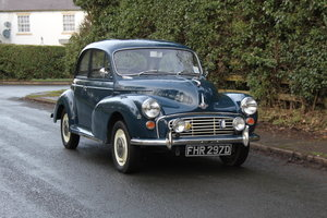 Picture of 1966 Morris Minor 1000 - 2 Door