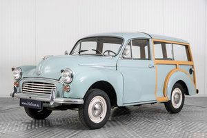 Picture of 1963 Morris Minor Traveller For Sale