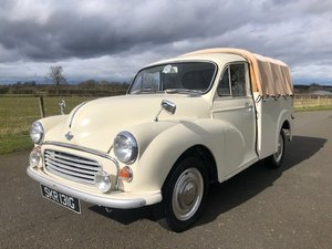 Picture of 1969 Morris pick-up 1098cc SOLD