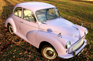 Picture of 1961 Morris Minor Million for self-drive hire For Hire