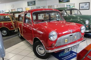 Picture of 1963 Mini Minor Traveller For Sale