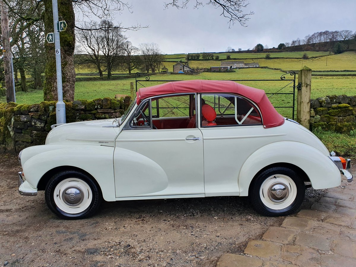 1966 Stunning factory tourer, in exceptional condition For Sale (picture 10 of 11)