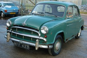 Picture of 1955 MORRIS OXFORD 1500 TAX & MOT EXEMPT CHEAP CLASSIC CAR For Sale
