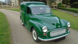 Picture of 1967 Morris 6 CWT Van, For Sale
