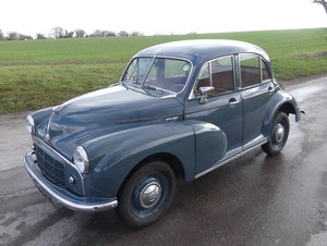 Picture of 1954 Morris Minor Series 2 Saloon For Sale
