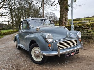 Picture of Awesome 1960 Morris Minor saloon in Clarendon grey For Sale
