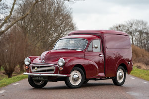 Picture of 1968 MORRIS MINOR VAN COMMERCIAL For Sale