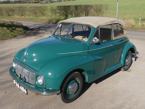 Picture of 1949 Morris Minor Series MM Tourer For Sale