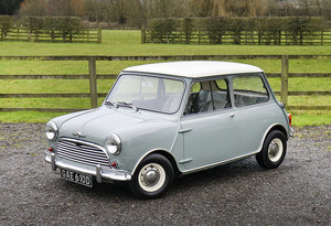Picture of 1966 Morris Mini Cooper 'S' Mk.I 1275cc **NOW SOLD** For Sale