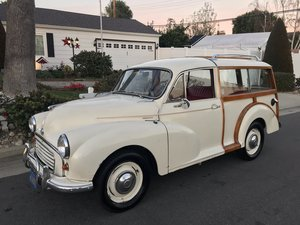 Picture of 1963 Morris Minor For Sale