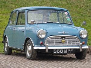 Picture of 1959 Morris Mini Minor De-Luxe 27th April For Sale by Auction